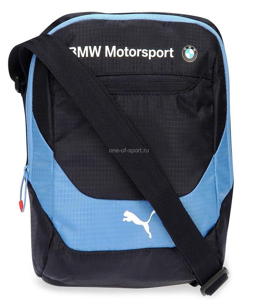 2d404024610d Купить Сумка на плечо Puma BMW Motorsport арт.7393402 по низкой цене ...