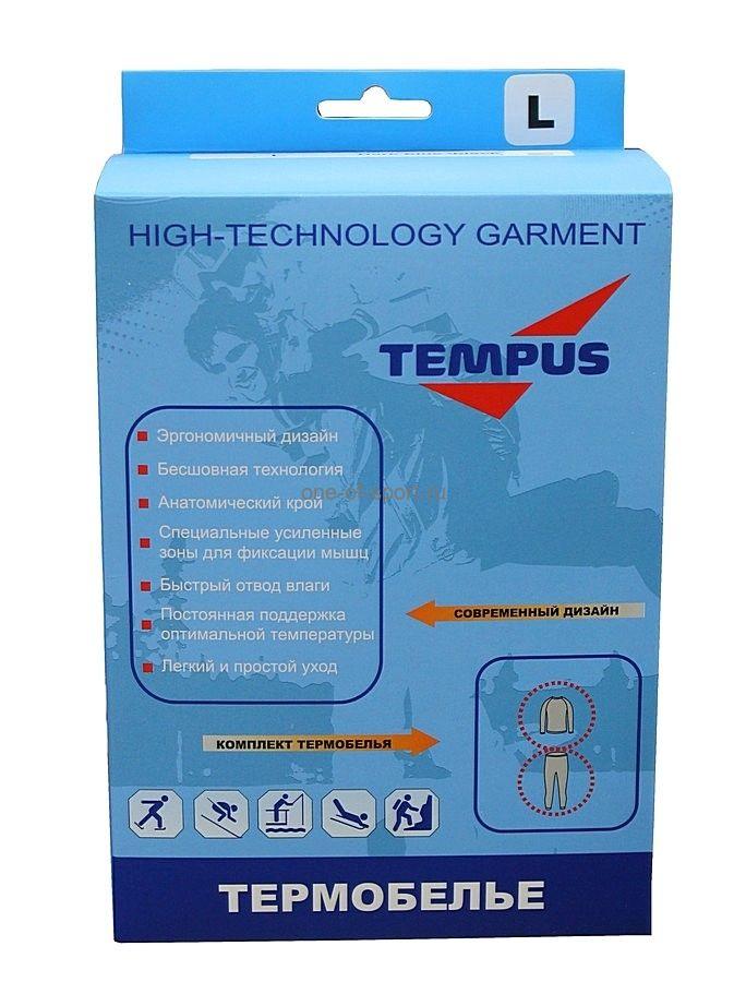 Термобелье муж. Tempus Warm арт.M-4150 р.S-XXL