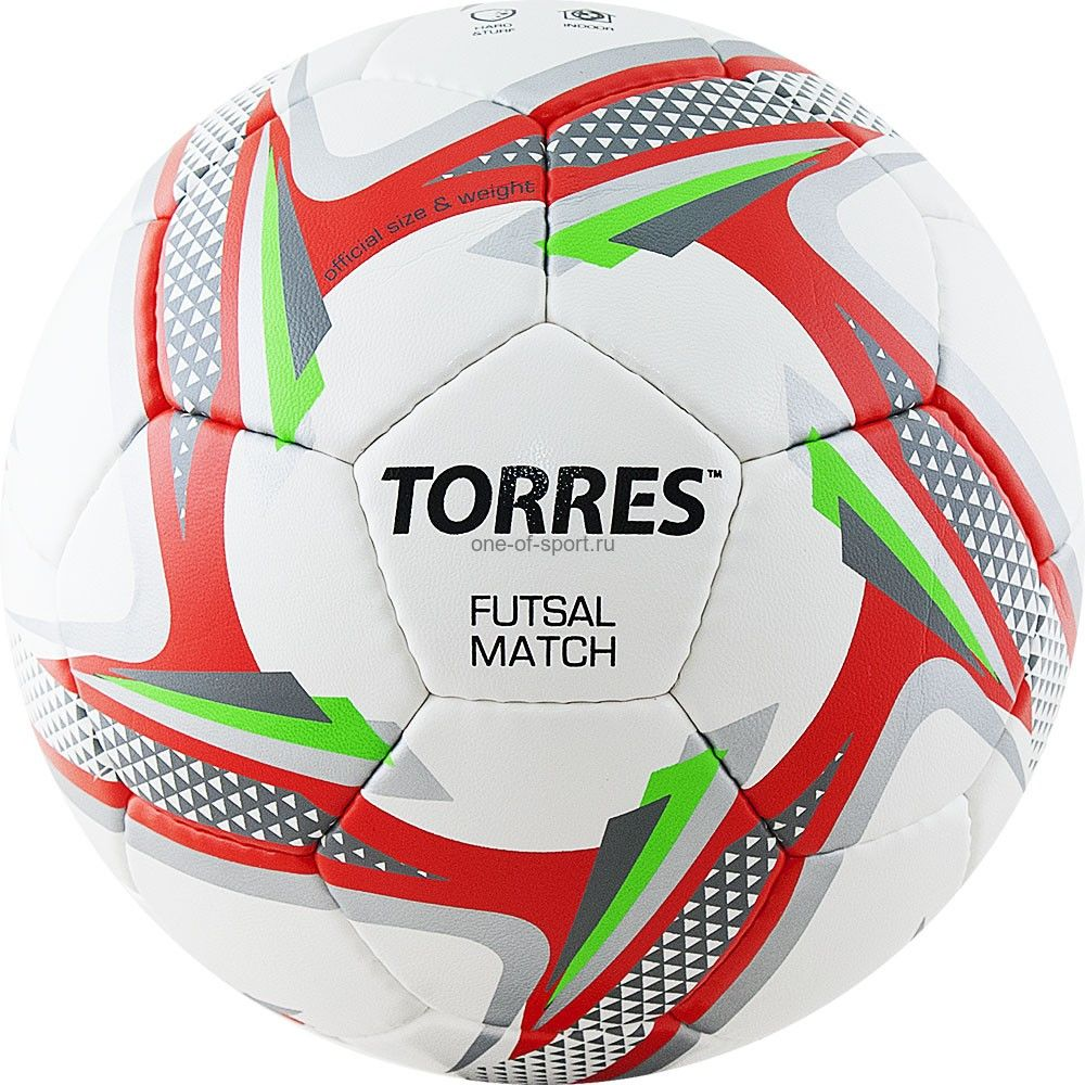 Мяч ф/б Torres Futsal Match арт.F31864 р.4