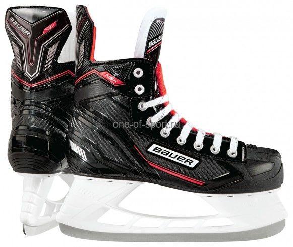 Коньки хоккейные Bauer NSX SR р.6-12