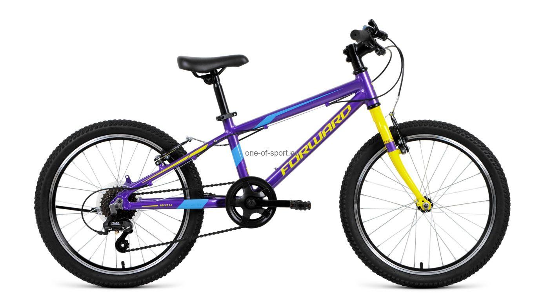 "Велосипед Forward Rise 20"" 7ск. арт.2.0 (18-19)"