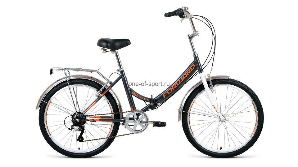 Велосипед Forward Valencia 2.0 24