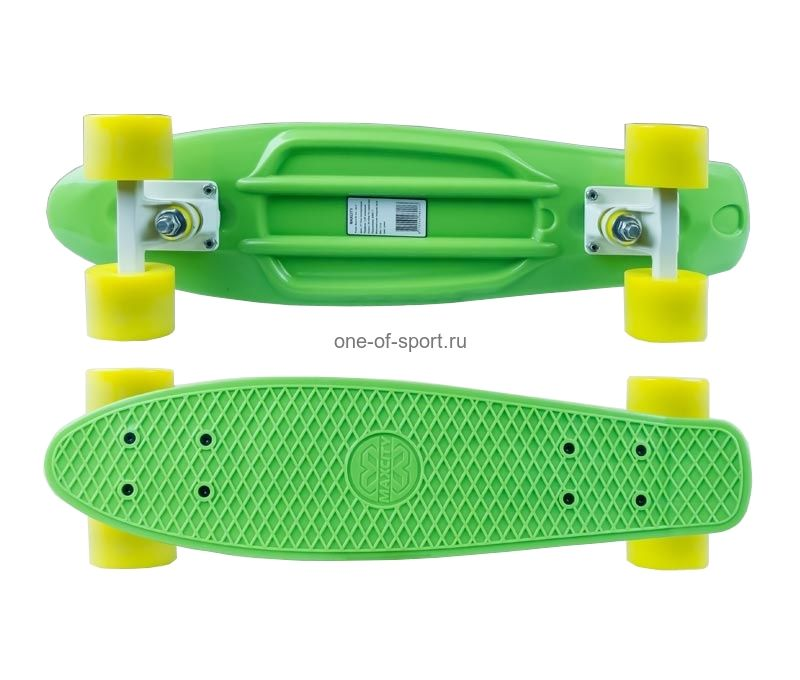Доска роликовая MaXcity Plastic Board small