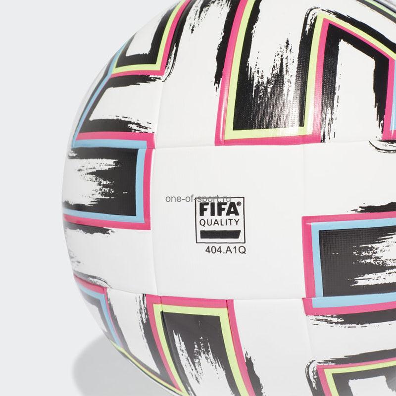 Мяч ф/б Adidas EURO2020 Uniforia LGE арт.FH7339 р.5 (NEW)