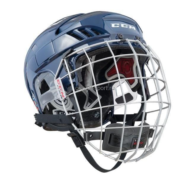 Шлем хоккейный с маской CCM FITLITE 60 р.S-L