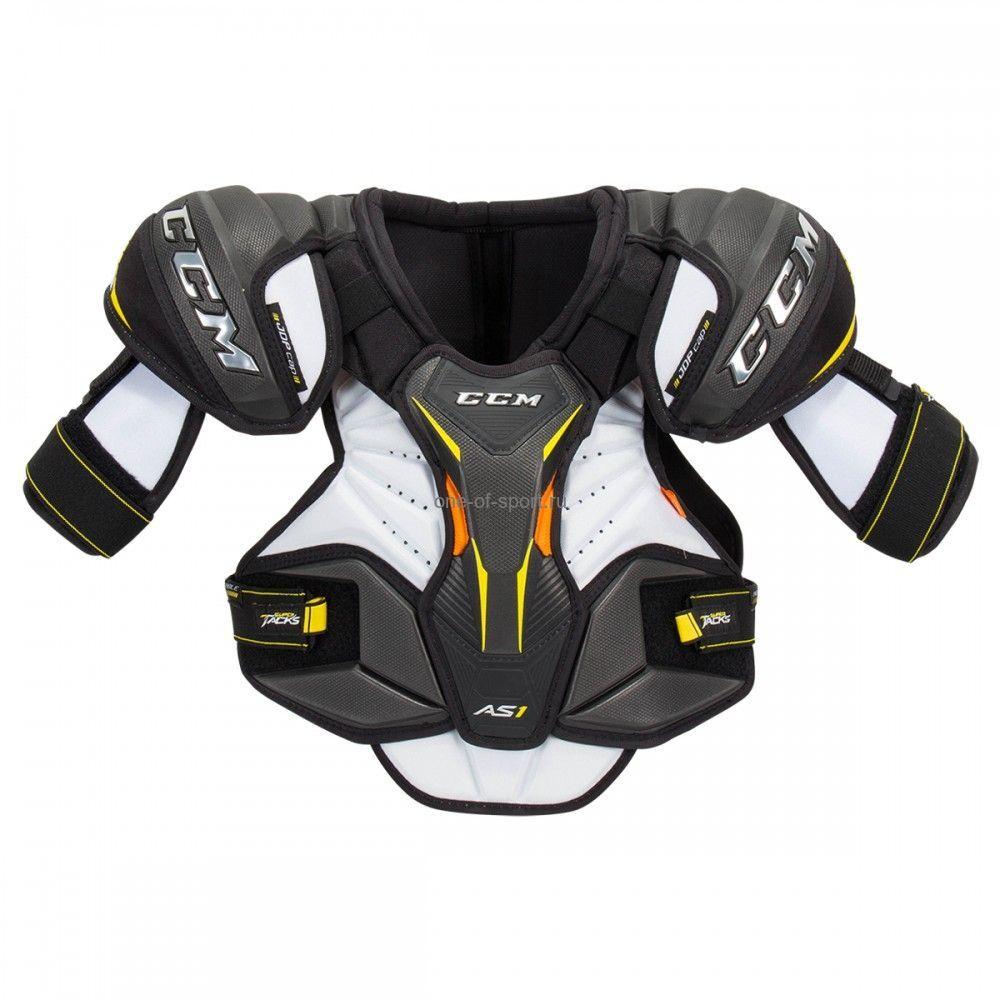 Наплечники хоккейные CCM Super TACKS AS1 SR р.S-XL