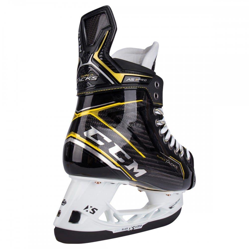Коньки хоккейные CCM SuperTACKS AS3 PRO SR р.7-10.5
