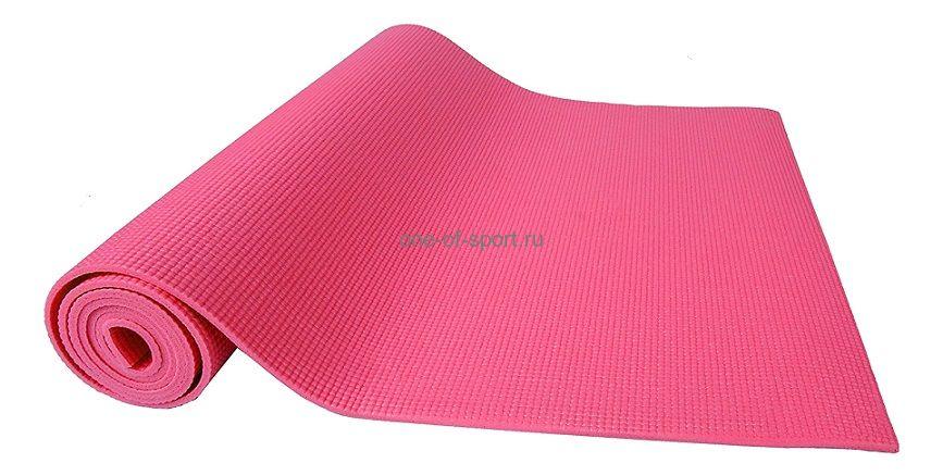 Коврик для йоги Tempus арт.LKEM-3010 173х61х0,6см (розов)