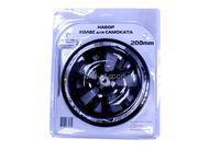 Набор колес для самокатов (2 шт.) арт.SC-W200