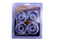 Набор колес для скейтборда (4 шт.) арт.SB-W54x32