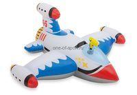 Плот Intex арт.57539 Самолет от 3лет 147*127см