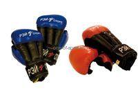 Перчатки Рэй Спорт для рукопашного боя арт.С4КХ р.6-12ун