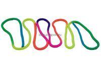 Скакалка для х/гимнастики 3м арт.AB253 радуга