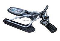 Снегокат Снегоцикл Snow&Fire с рулеткой для шнура