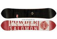 Сноуборд Salomon арт.L351391 Powder Snake р.156-163см