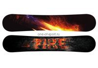 Сноуборд Black Fire Fire р.155-167см