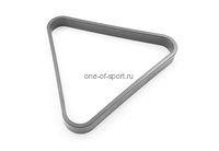 Треугольник пластик Rus Pro 60 мм арт.70.010.60.0
