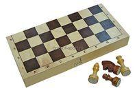 Шахматы лакирован. с доской 290*145*38 арт.Р-1