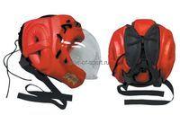Шлем для косика, каратэ Рэй Спорт на шнуровке арт.Ш31ИВШ