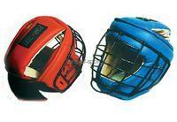 Шлем для арм. рук. боя Рэй Спорт с маской (комб.) арт.Ш44И