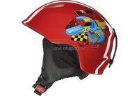 Шлем горнолыжный Salomon Drift Red арт.L354970 р.49-53