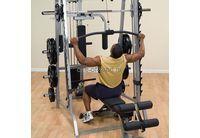 Body Solid GLA-348QS/GLA-348Q Опция верхняя тяга