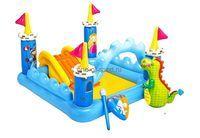 Игровой центр Intex арт.57138 Фантастический замок 183х150х105см
