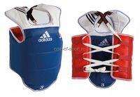 Жилет Adidas для тхэквандо Adult Body арт.adiTAP01 двухсторон. р.S-L