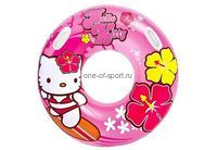 Круг Intex арт.58269 Hello Kitty от 6лет 97см