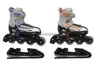Коньки роликовые-хоккейные Tempus PW-126A (раздвиж.) р.29-43