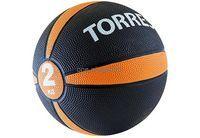 Медицинбол Torres 2кг арт.AL00222 D=19,5см.