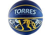 Мяч б/б Torres Jam №3 арт.В00043