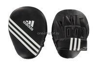 Лапа бокс. Adidas Focus Mitt Short Eco иск. кожа арт.adiBAC011SMU