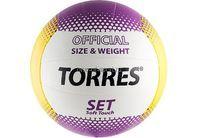 Мяч в/б Torres Set арт.V30045