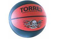 Мяч б/б Torres Game Over №7 арт.В00117