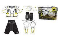Комплект хоккейной защиты Fischer Starter Kit арт.H04516 (5 предметов)