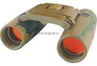Бинокль Следопыт 10х22 хаки 60*40*90мм арт.PF-BT-02