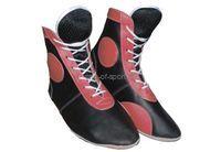 Обувь для самбо Eskhata кожа р.35-46