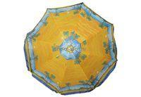 Зонт пляжный d=180см, h=1.8м арт.45849
