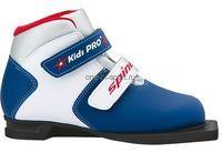Ботинки лыжные Spine Kids Pro 75мм (синт.) арт.399/1