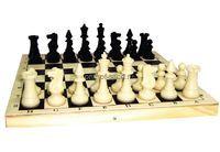 Шахматы обиходные пластиковые с доской MPSport арт.02-105