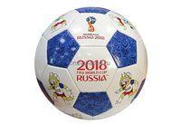 FIFA-2018 Мяч ф/б Goal 1.6мм,ShinyPVC,280-300гр син-б р.5 арт.Т11659
