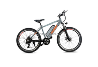 "Электровелосипед Hoverbot CB-9 Genus 26"" 21ск. р.17"