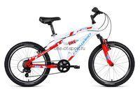 Велосипед Forward 2-х подвес Benfica New 20 20