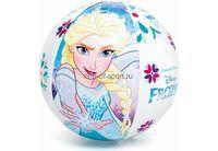 Мяч над. Intex арт.58021 Холодное сердце от 3лет 51 см