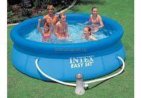 Бассейн Intex арт.28112 Easy Set (фильтр-насос) 244х76см