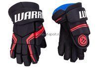 Перчатки хоккейные Warrior Covert QRE5 SR р.13-15