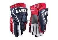 Перчатки хоккейные Bauer Vapor X800 Lite SR р.13-15