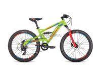 """Велосипед Format 6612 D 2-х подвес (2019) 24"""" 8ск."""