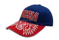 Бейсболка Russia №7